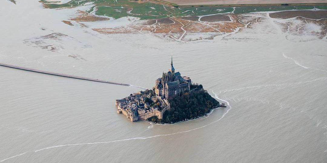 Marée Mont Saint Michel 2018