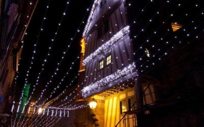 Week-end et séjour Noël Le Mont Saint Michel