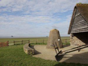 Ecomusee de la Baie à Vains en Manche sud